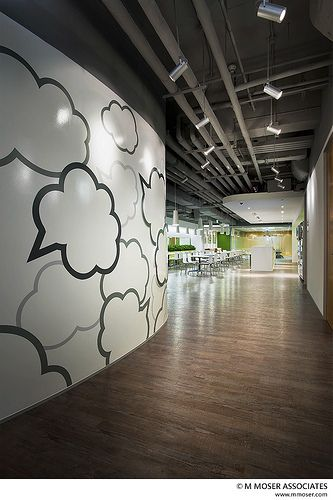 128 Best Themed Office Spaces Images On Pinterest