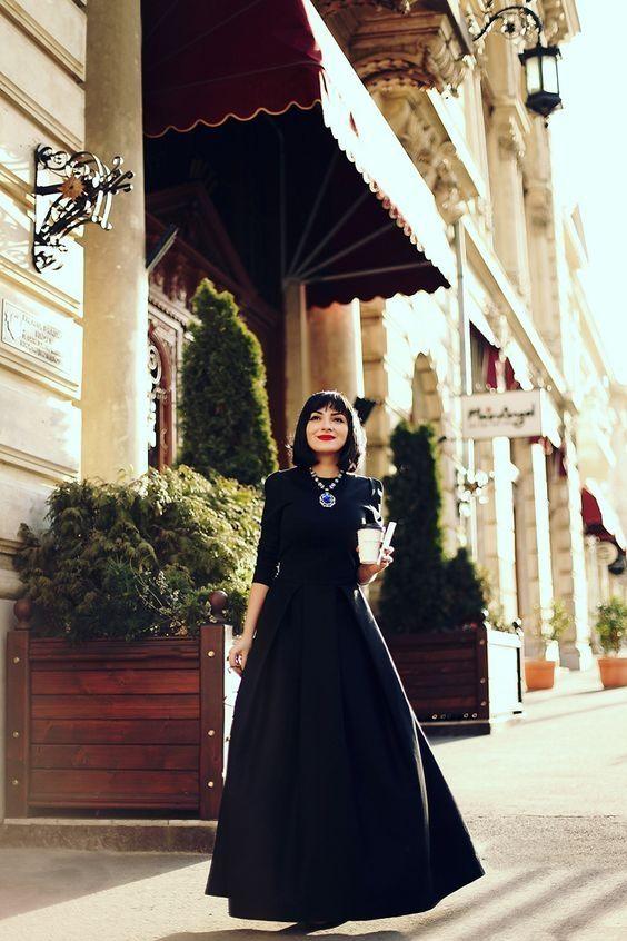 Образы в винтажном стиле от Ana Morodan