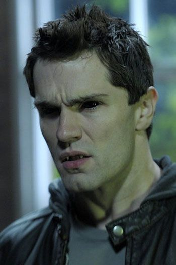 Being Human Vapmpire Adian played by Sam-Witwer