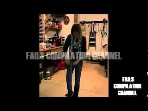 Fails Compilation 2014 | HOT Girl Fails Compilation !