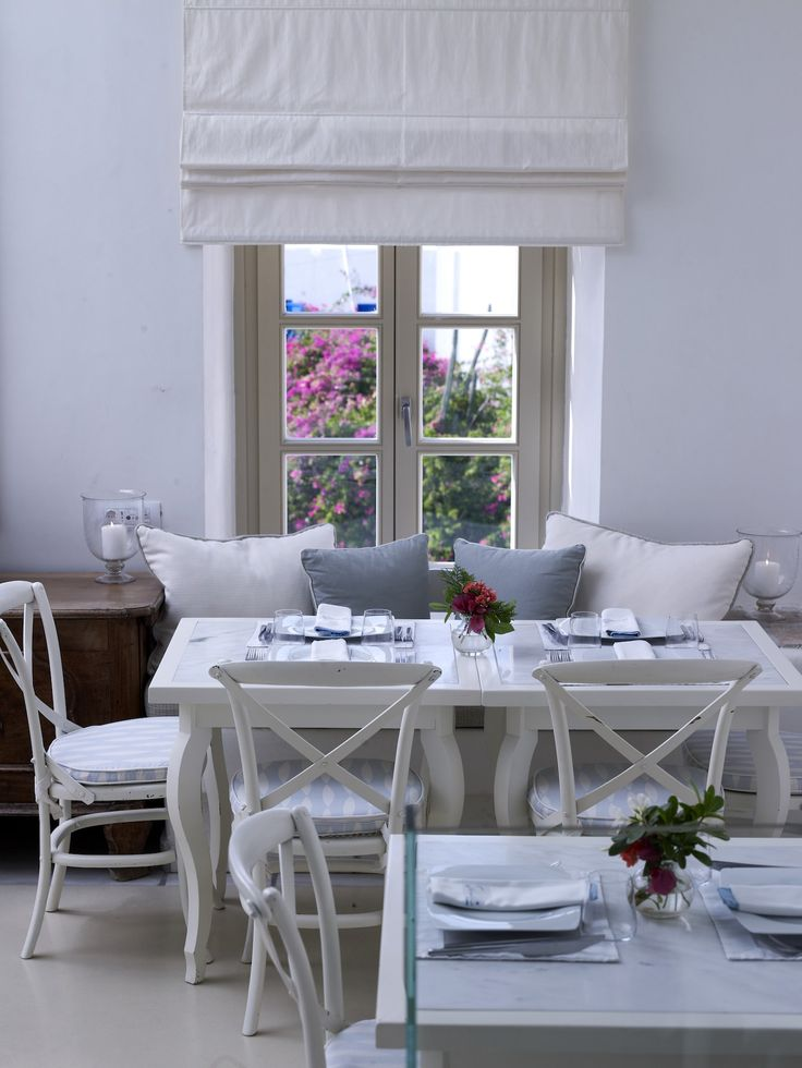 A perfect setup for a perfect meal. Enjoy your stay at Semeli and your lunch at Thioni restaurant! http://www.semelihotel.gr/thioni-restaurant/  #Semeli #SemeliHotel #Mykonos #restaurant #Thioni