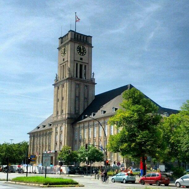 Rathaus Schöneberg in Berlin, Berlin