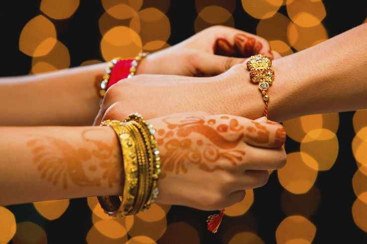Raksha Bandhan or 'Rakhi' is a special occasion to celebrate the chaste bond of love between a brother and a sister, by tying a sacred thread around the wrist. Learn about its history and social significance.