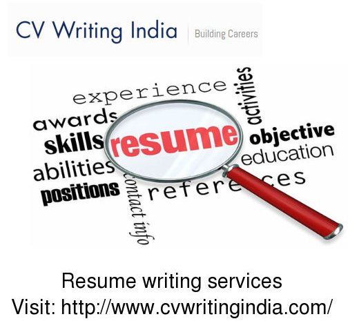 Professional cv writing service india