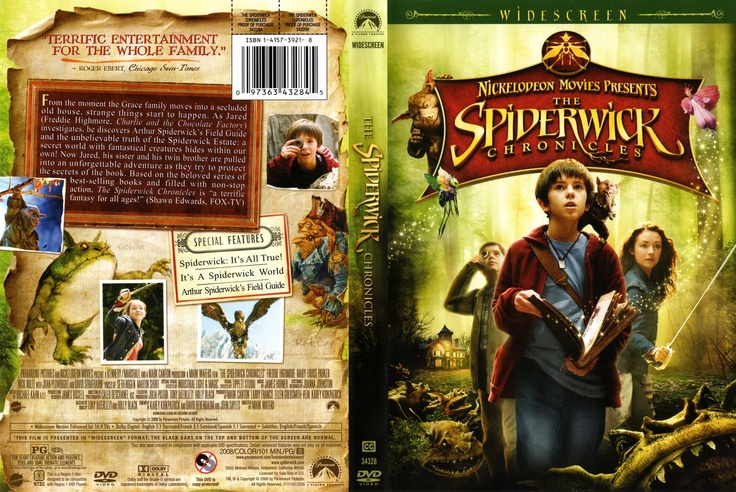 The Spiderwick Chronicles Book Theater Pinterest