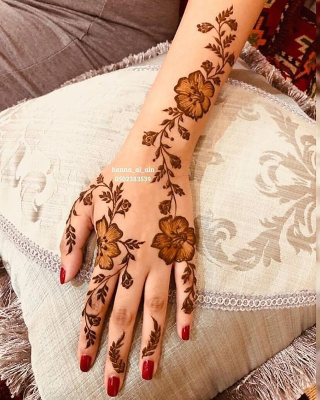 New The 10 Best Braid Ideas Today With Pictures شاركونا صور الحناء شرايكم Mehndi Design Images Henna Hand Tattoo Henna Designs