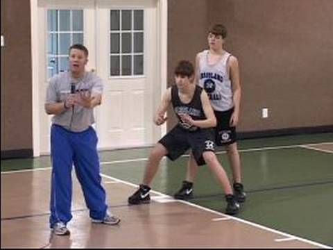 Rules and Fouls in Youth Basketball : Youth Basketball Rules: Post Players
