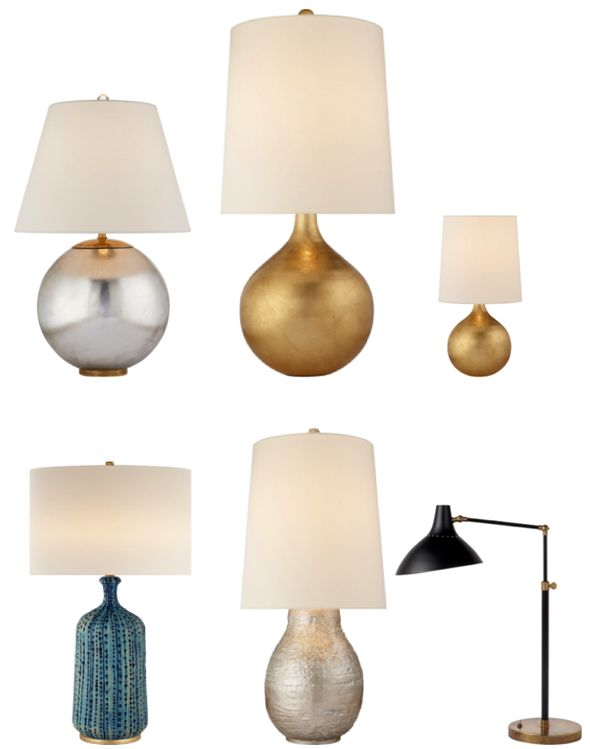 Aerin lighting via la dolce vita available through circa lighting
