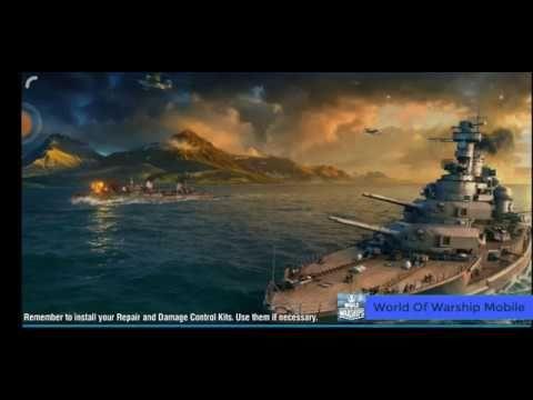 World of Warships Blitz #1 - Podvoisky - Scorching Islands