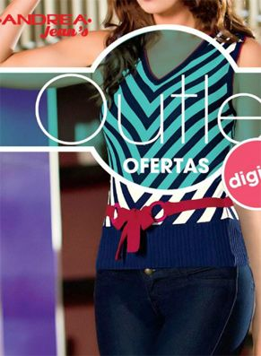 catalogo andrea jeans outlet verano 2014