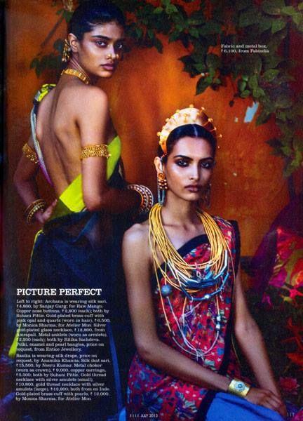 Elle India - Archana Kumar - Rasika Navare