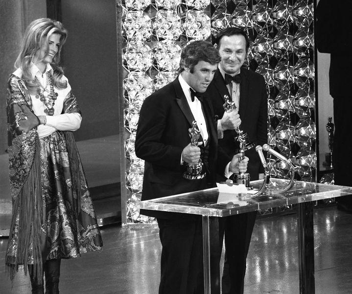 """""""Comunque, grazie al mio matrimonio con Angie Dickinson, feci il mio ingresso nel mondo del cinema. In pochi anni lavorai con Hal David alle colonne sonore di """"What's New Pussycat?"""", """"Send Me No Flowers"""", """"Alfie"""", """"James Bond 007 - Casino Royale"""" e """"Butch Cassidy And The Sundance Kid"""" che, grazie al successo mondiale di """"Raindrops Keep Falling On My Head"""", ci garantì un doppio Oscar ed un Grammy Award che venne consegnato a me e Hal David sotto gli amorevoli occhi di Candice Bergen"""""""