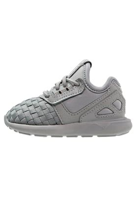 TUBULAR RUNNER - Sneaker low - chalk solid grey/white