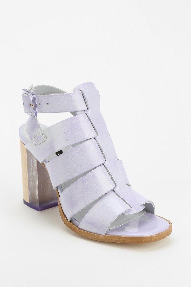 Miista Isabella Heeled Sandal #urbanoutfitters