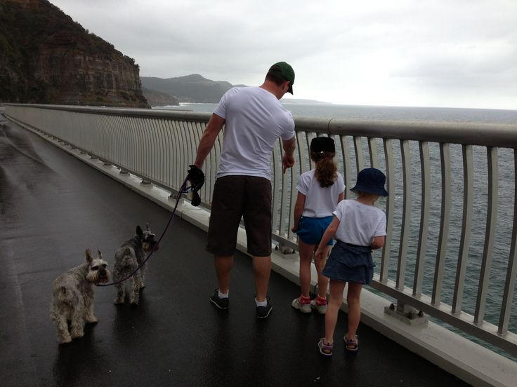 The Seacliff Bridge south of Sydney is an engineering masterpiece and such a pretty, easy flat walk. You will need a car from Sydney and it will take you around 70 minutes #worthIt