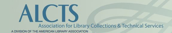 The Association for Library Collections and Technical Services website is provided through the American Library Association.  The website provides links to cataloging materials and tutorials.  It has specific links for cataloging and also managing collections.  It contains links to research and topics that are becoming more prevalent, such as foreign language collections.  The website contains information on conferences and news related to libraries.