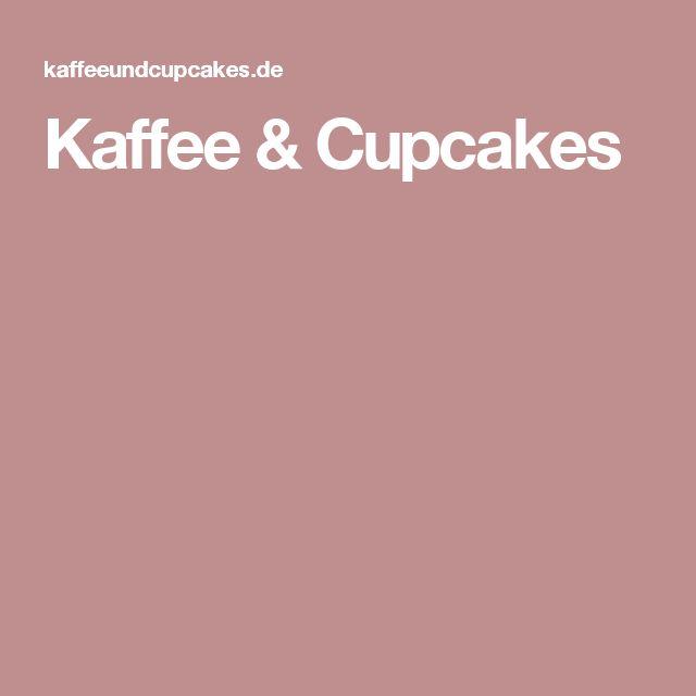 Kaffee & Cupcakes