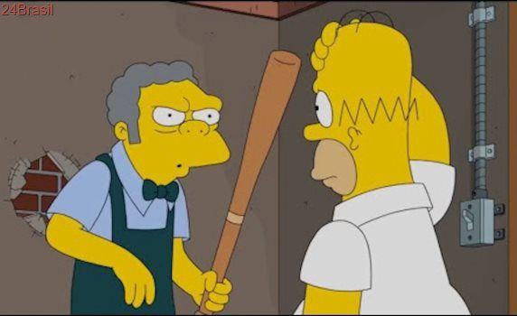 Os Simpsons DUBLADO EM HD