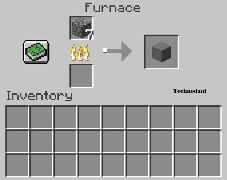 How To Make A Stonecutter In Minecraft Java 1 16 1 2021 In 2021 How To Make Minecraft Java