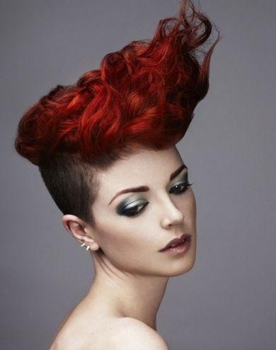 Αφιέρωμα στο κόκκινα κοντά μαλλιά!!!