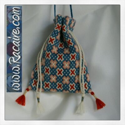 Medieval Embroidery – German Brick Stitch Pattern #1