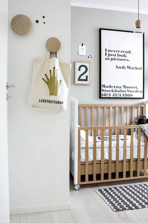 Penelope Home: El cuarto del bb terminado /The baby room ready
