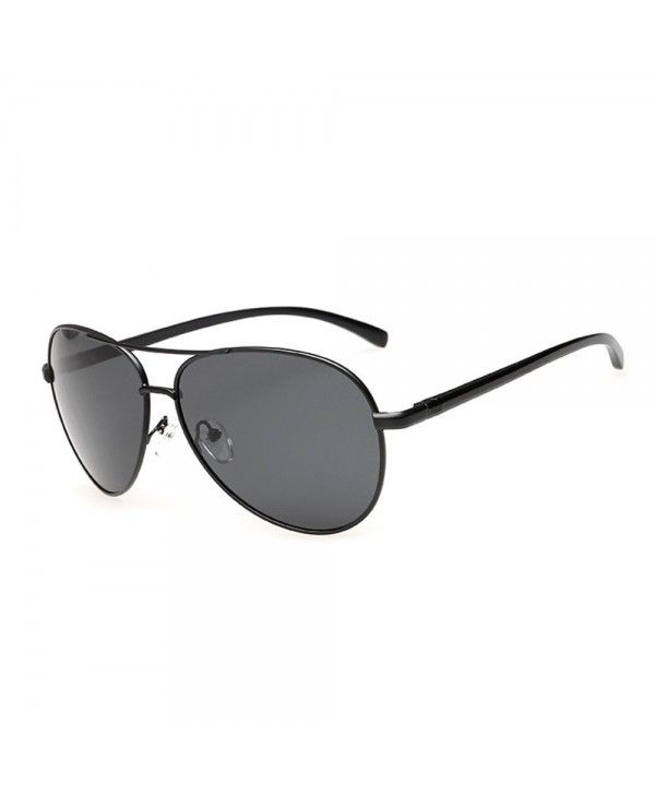 f7401dbd58 Premium Military Sunglasses Polarized protection - Matte Black Frame ...