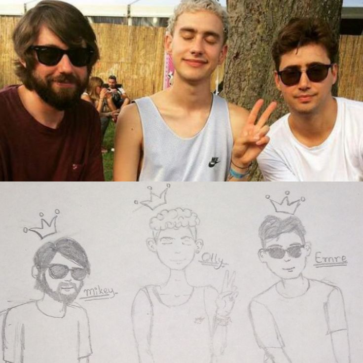 My drawing of years and years