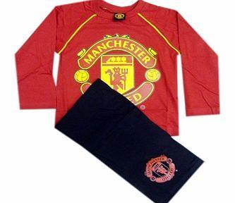 Man Utd Accessories  Manchester United FC New Boys Pyjama (3/4) MAN UTD NEW BOYS PYJAMA (3/4) http://www.comparestoreprices.co.uk/football-kit/man-utd-accessories-manchester-united-fc-new-boys-pyjama-3-4-.asp
