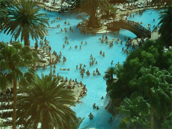98 best images about travel places to stay on pinterest - Planet hollywood las vegas swimming pool ...