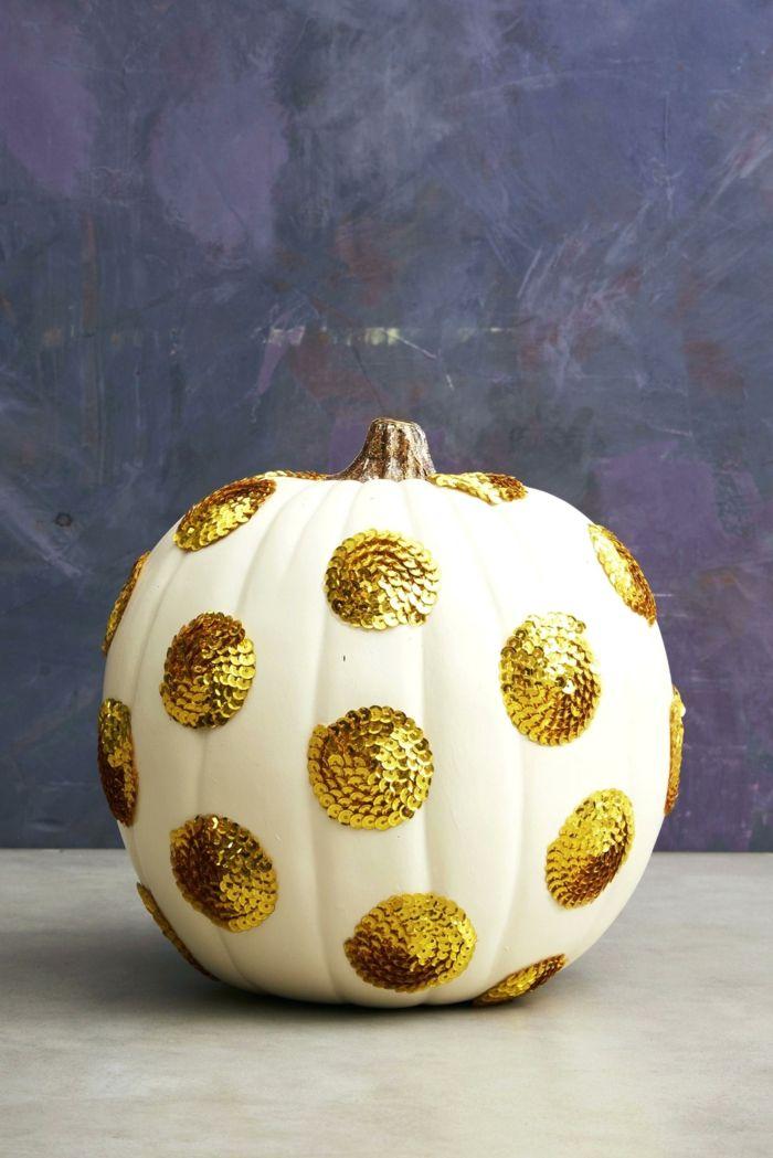 1001 Ideas De Calabazas Decoradas Para El Otono Halloween - Decoracion-con-calabazas