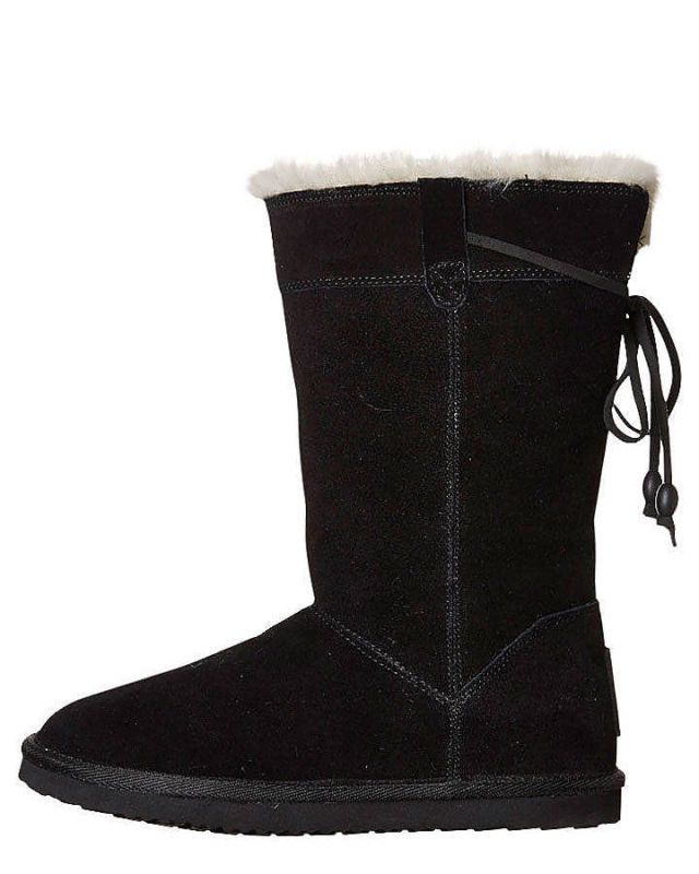 New Rip Curl Womens Winter Park Hi Ugg Boot Suede Shoes Brown