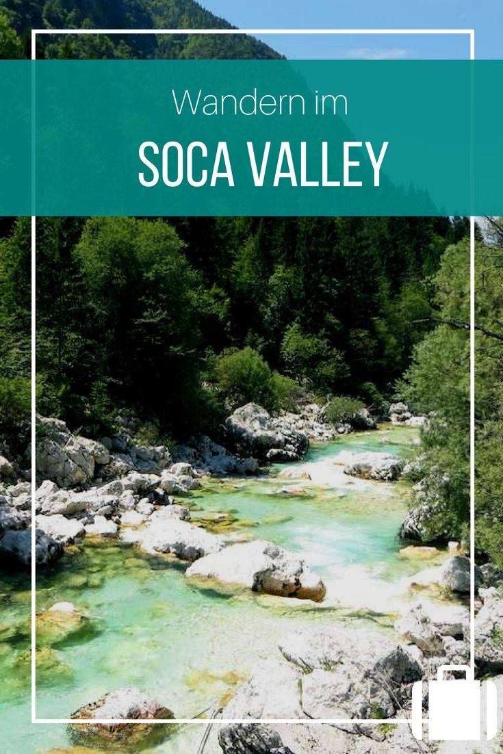 Kennst du schon das Soca Tal und den türkisgrünen Fluss Soca? Nein? Dann sollten wir das schleunigst ändern, denn eine Wanderung durch das Soca Tal gehörte zu meinen Highlights in Slowenien.