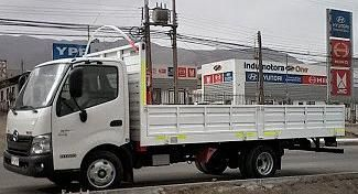 DNJ Ltda. Antofagasta, Transporte de carga, seguro de carga