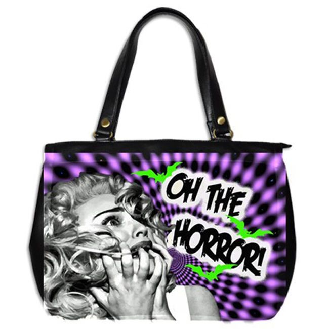 Foldaway Tote - Electrifying Music Tote by VIDA VIDA Hot Sale Factory Outlet For Sale Sale Low Cost SdQhn