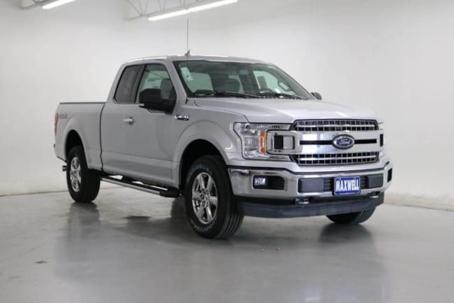 2018 Ford F 150 Xlt Truck Supercab Styleside With Images 2018