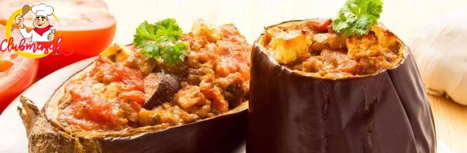 Resep Hidangan Sayuran Terung Isi, Masakan Sehat Untuk Diet, Club Masak