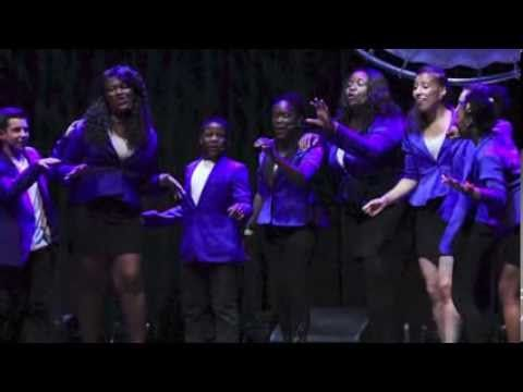 The Real Deal at Indigo2 (Jack Petchey Glee Club Challenge 2013)