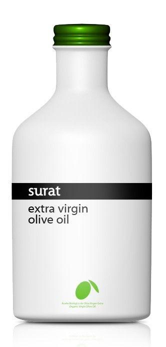 Extra Virgin Olive Oil Ecological Case 250ml. Surat