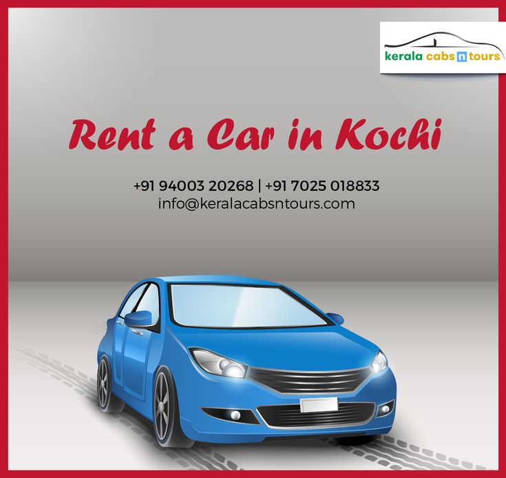 Holiday Car Rentals Kochi