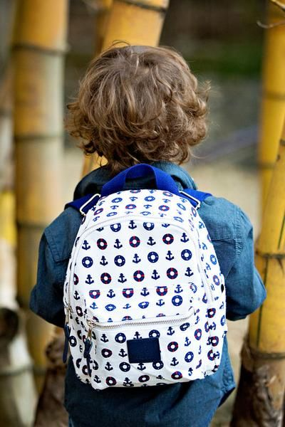 Your child will love this cute newanchor design.  Our Uno rangeof backpacks is specifically designed for children aged 1-6 years. They are made small and lightweight to cater and care for the littlest ofbacks. The bags spacious internal pocket isperfect for storing all your child's essential daily items. key features: - soft canvas material - soft and comfortable shoulder straps - large zippers for easy opening and closing, - zipper tabs for little fingers - internal pocket and front…