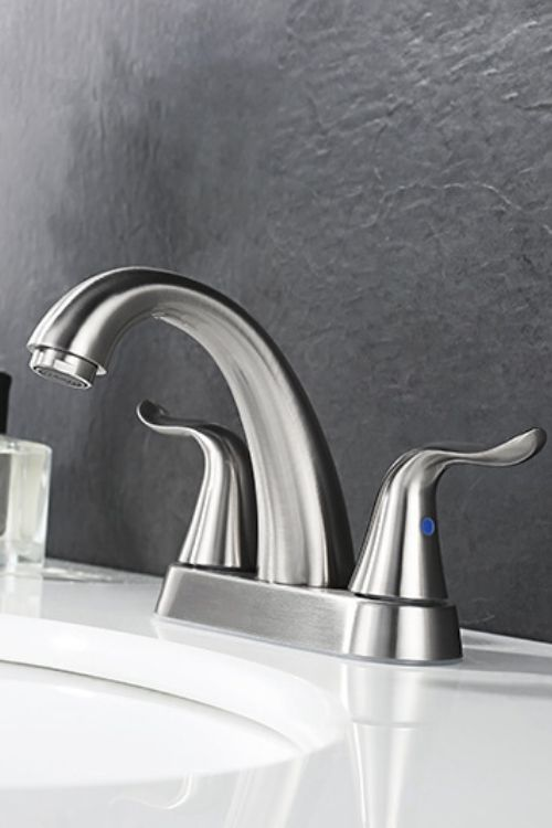 Pin On Bathroom Sink Faucets Bathroom Taps Faucet Ideas
