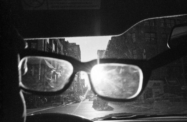 glasses nyc taxi cab david bradford