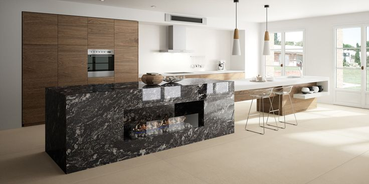 Changing The World Of Granite - The Kitchen Design Centre