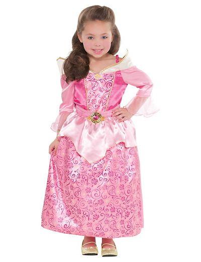 Costume Halloween Principessa Aurora