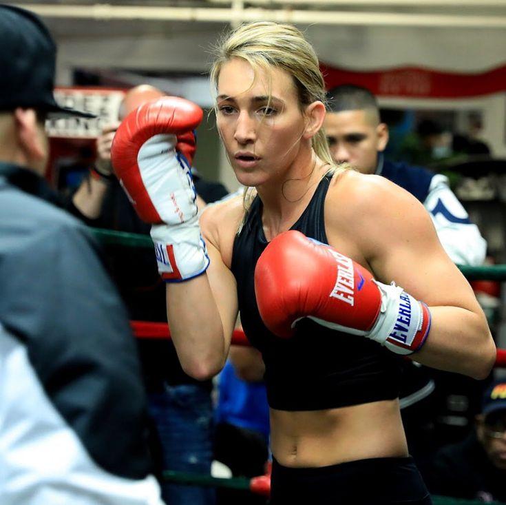 VIDEO: Top Rank Boxing: Mikaela Mayer - Media Workout #MikaelaMayer #Boxing #TopRank #LomaRigo