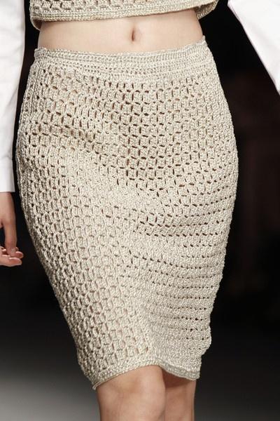 Nude Crochet. ♪ ♪ ... #inspiration_crochet #diy GB http://www.pinterest.com/gigibrazil/boards/