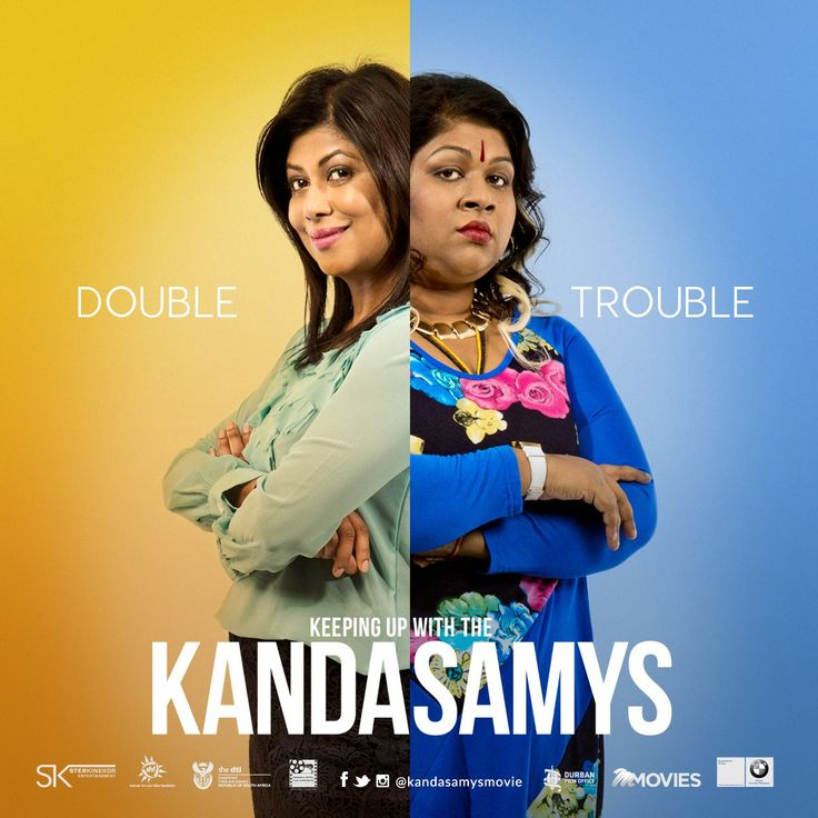 View Trailer on Vibescout. This South African Indian comedy film, directed by Jayan Moodly, is the first South African Indian film to be screened widely in cinemas.  It also featured in film festivals in North America and has received praise from global critics. #vibescout #keepingupwiththekandasamys #southafricanmovies
