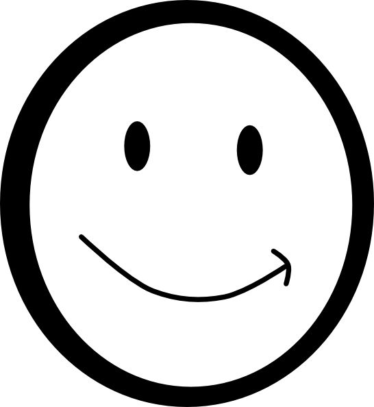 printable happy funny face images | Smiley Face Emoticon ...