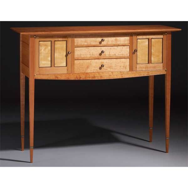 Buy Fine Woodworking Huntboard - Paper Plan at Woodcraft.com